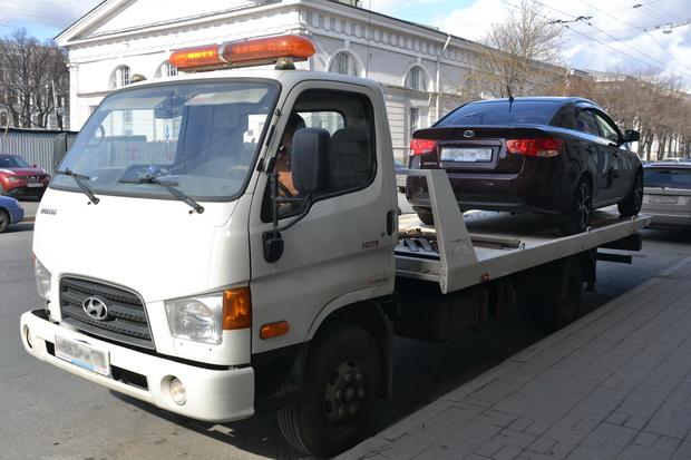 Машина изымается банком, после чего продается в счет погашения долга