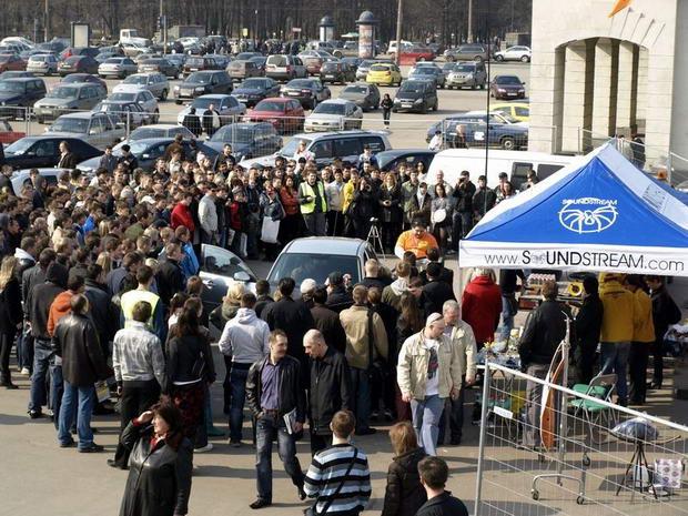 Мир автомобиля 2010
