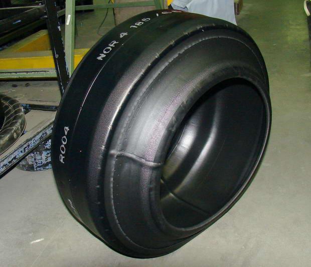 Зеленая шина