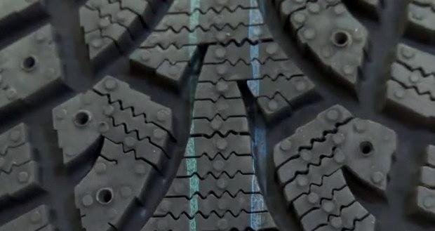 тест-драйв зимних шин