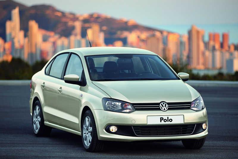 VW Polo показал самую лучшую динамику по продажам