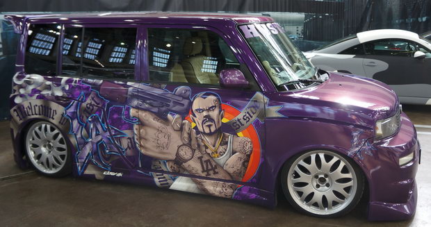 Scion XB от AirRide