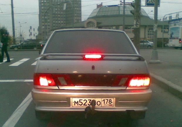 номер автомобиля закрыт от камер фаркопом