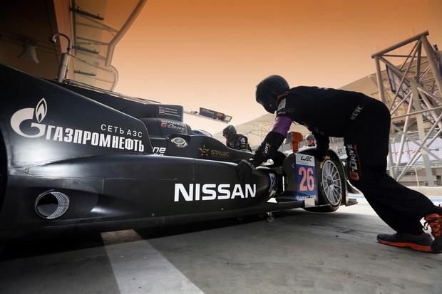 Болид G-Drive Racing преодолел около 1000 км со средней скоростью 173 км/ч