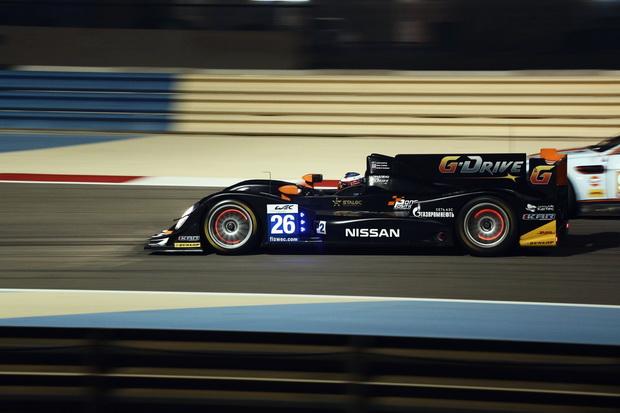 Гонка в Бахрейне проходила в условиях повышенной влажности на сложнейшей трассе