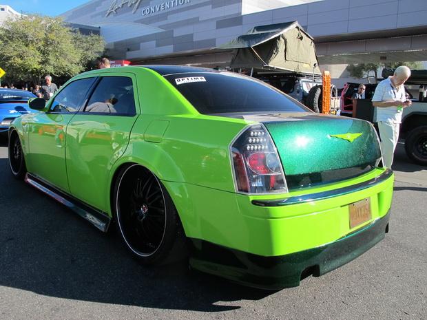 Bentley SEMA 2013