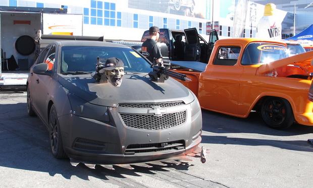 Chevrolet tuning SEMA 2013