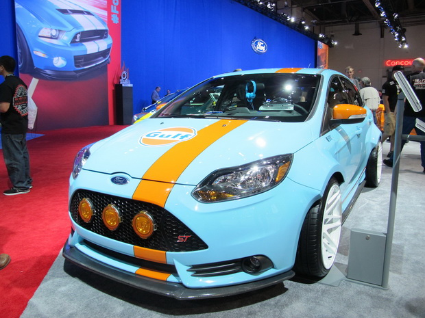 Ford Focus ST SEMA 2013