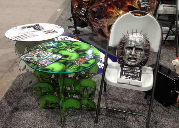 Hellraiser on SEMA 2013