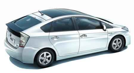 Toyota Prius CVT 3.7