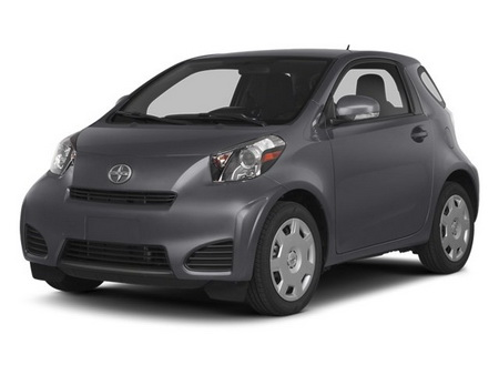 Scion iQ CVT