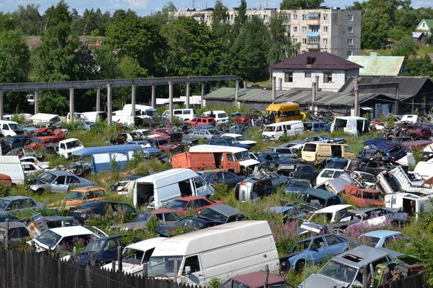 Утилизация автомобилей 2014