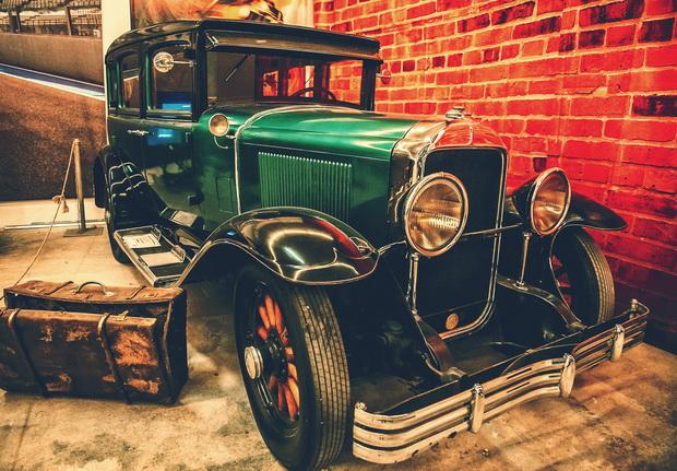 Buick 1929 года