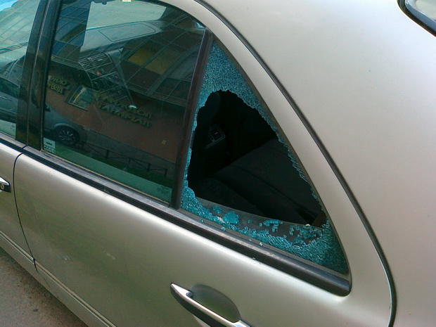 Самые угоняемые автомобили в Санкт-Петербурге