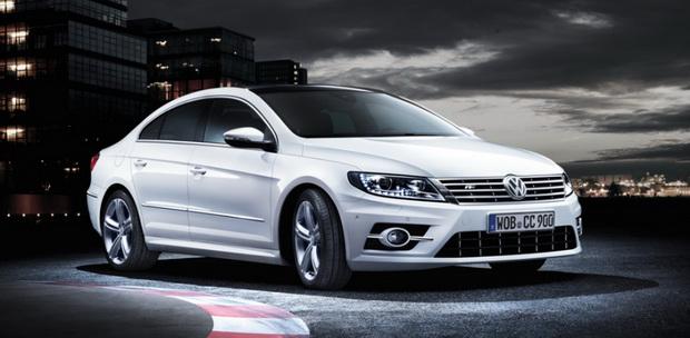 VW Passat CC 2015