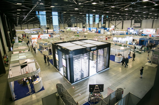 Выставка Automechanika St. Petersburg