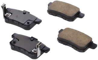 Centric Posi-Quiet Ceramic Brake Pad