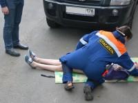 ДТП с пострадавшим