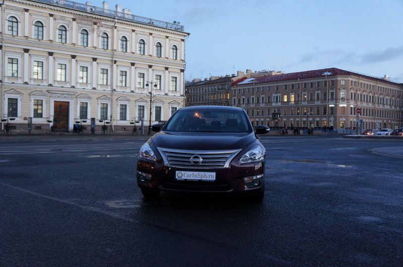 Машина в прокат без водителя в Петербурге