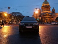 Прокат автомобиля в СПб