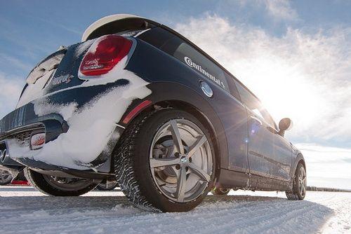 Как водить зимой