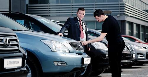 Как оформить кредит под залог машины
