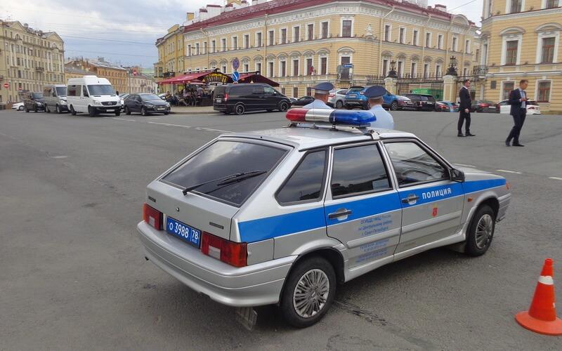 Автомобиль ГИБДД