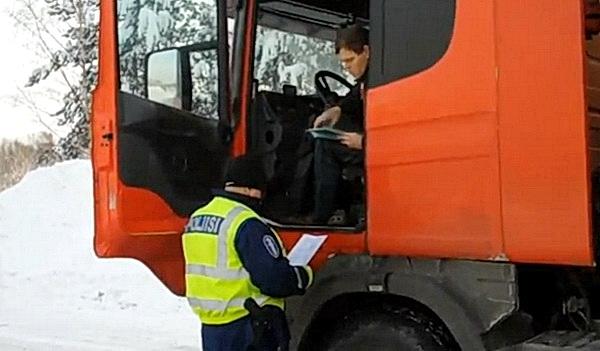 антирадар в Финляндии запрещен