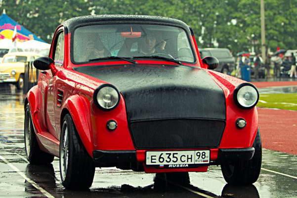 retro-car