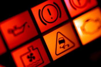 индикаторы на приборной панели