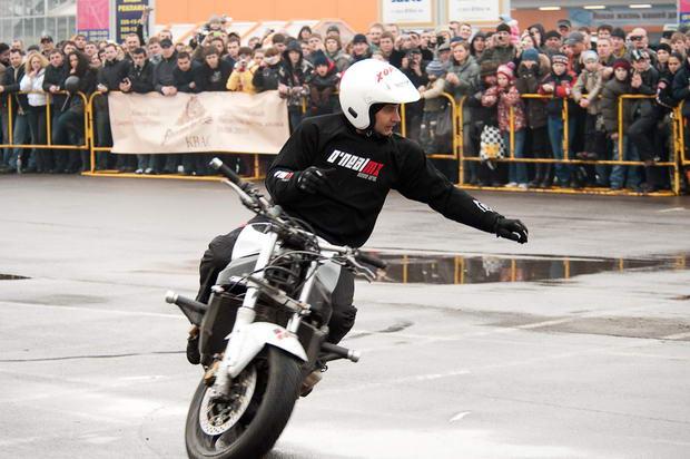 фото мотоциклист