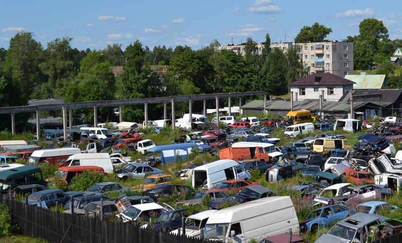 Программа утилизации автомобилей в очередной раз продлена