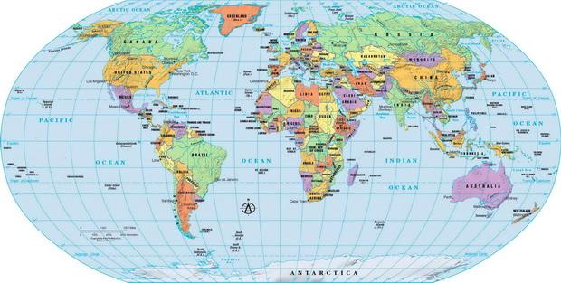 Страны, подписавшие Конвенцию о дорожном движении
