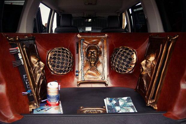 музыка в багажнике