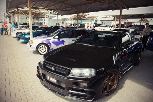 Nissan Skyline GT-R R34 Z-Tune Replica