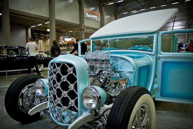 стеклянный двигатель