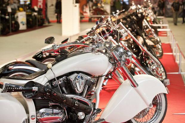 мотоциклы в Гарден-сити