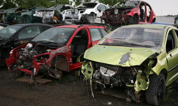 автомобили на утилизацию