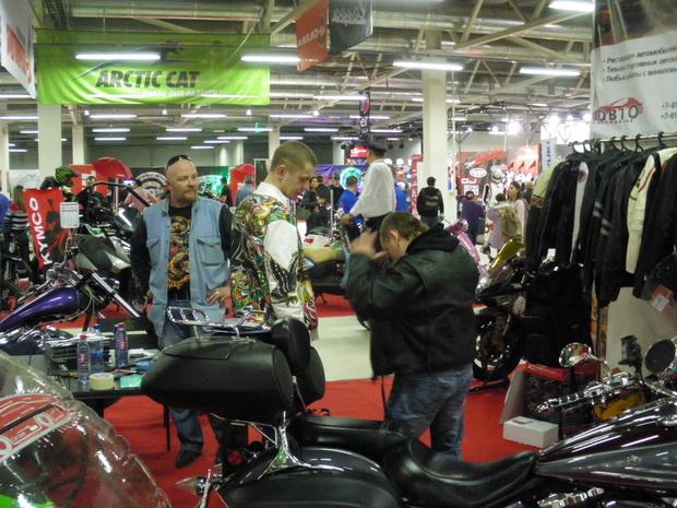 ИМИС главное событие в мотоциклетной жизни России