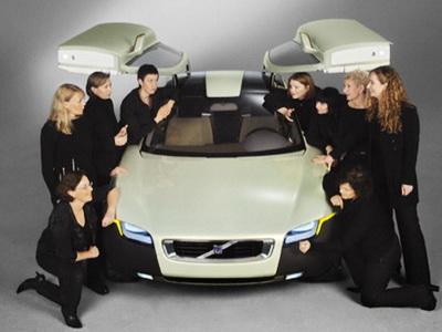 Volvo-YCC и команда создателей