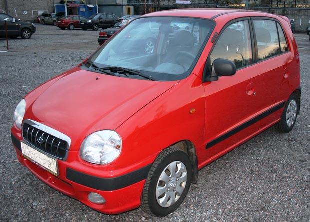 автомобили красного цвета популярны у россиянок