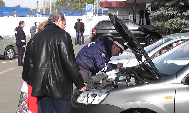 Новые штрафы за просроченную регистрацию автомобиля