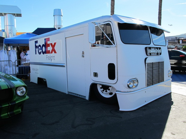 FedEx bus tuning