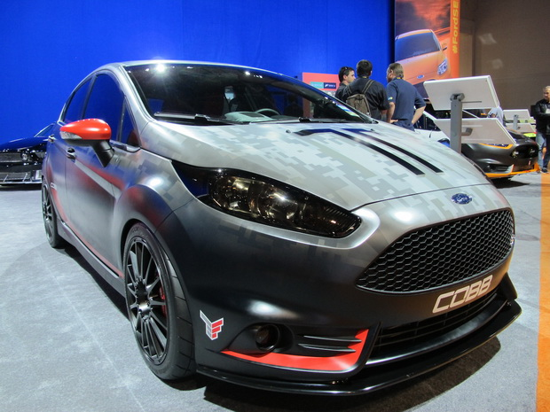 Ford tuning