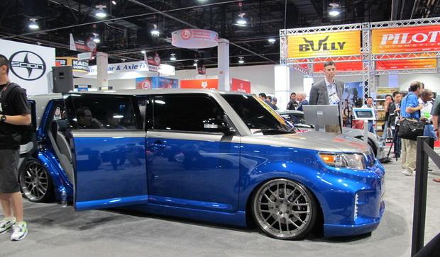car with air suspension