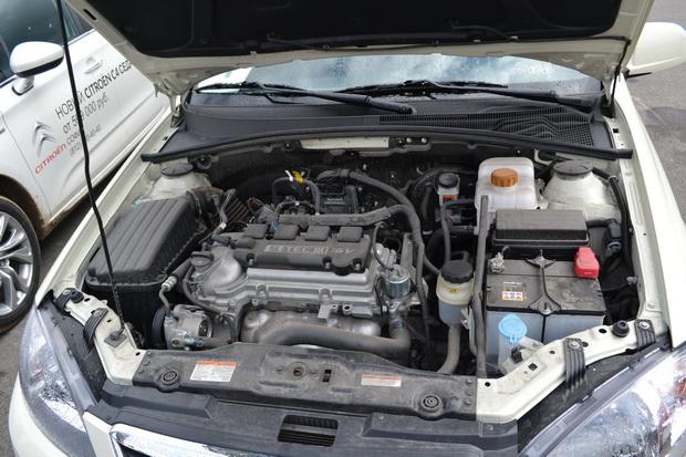 двигатель Daewoo Gentra