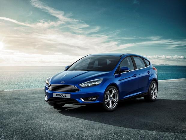 Ford Focus самая угоняема машина в СПб