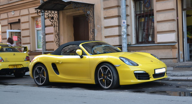 За Porsche придется заплатить высокий транспортный налог