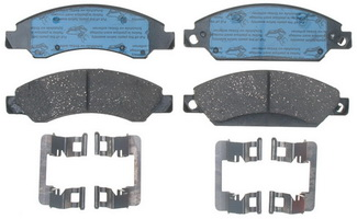 ACDelco 17D1092CH Professional Disc Brake Pad Set