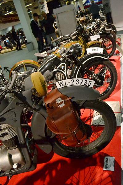 Раритетные мотоциклы